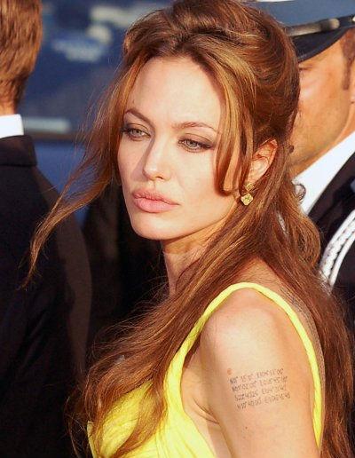 Анджелина Джоли идеальная женщина