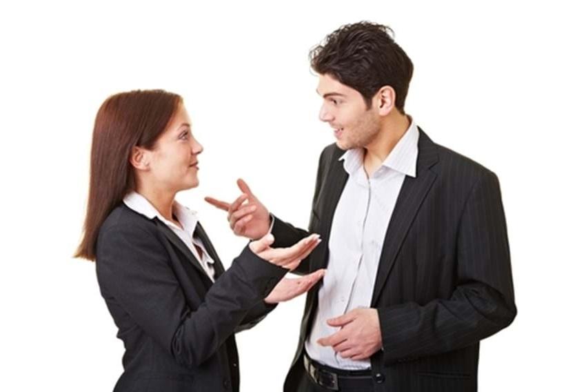Как нужно общаться с другом