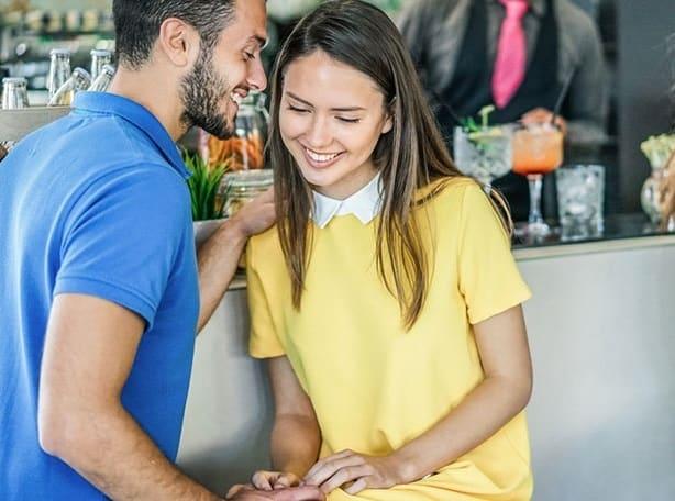 знакомства с девушками опыт